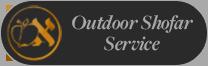 Outdoor Shofar Service